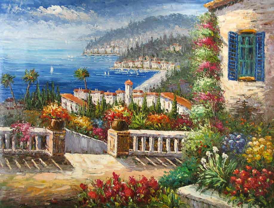 Vista Mediterranean