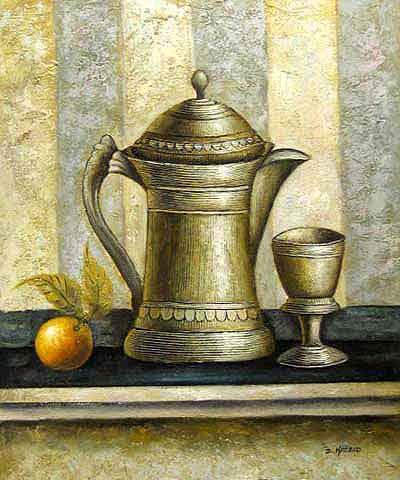Roman Carafe