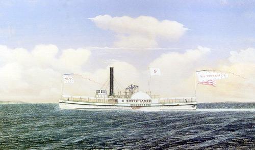 Steamboat William Tittamer