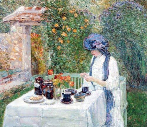 The Terre-Cuite Tea Set