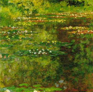 Water-Lilies (No. 1667)