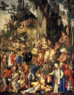 Matyrdom of the Ten Thousand