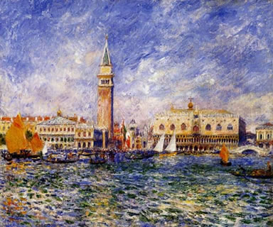 The Doges Palace, Venice