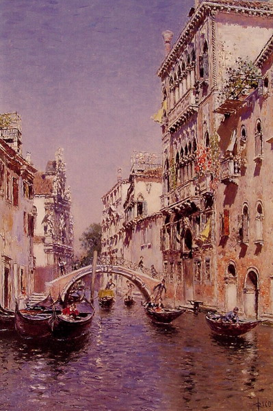 The Sunny Canal