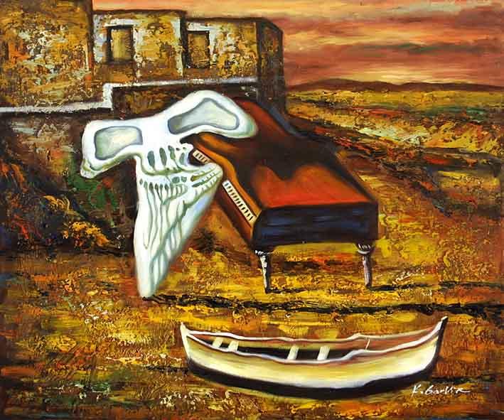 Piano & Boat