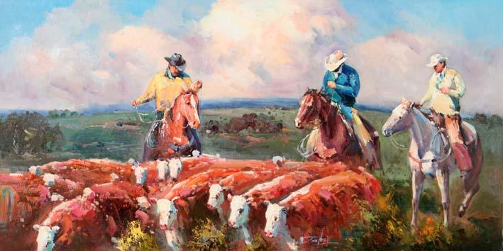Herd of Mavericks