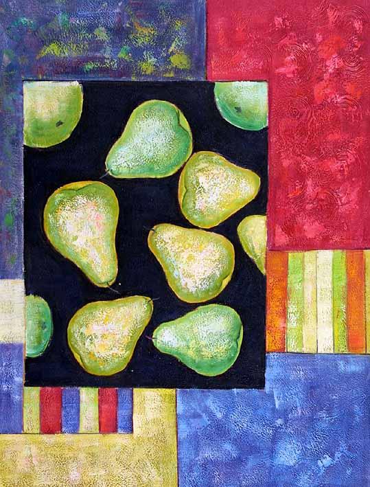Pear Potpourri