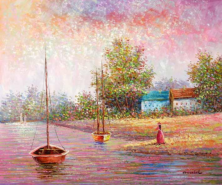 The Lake Of My Village