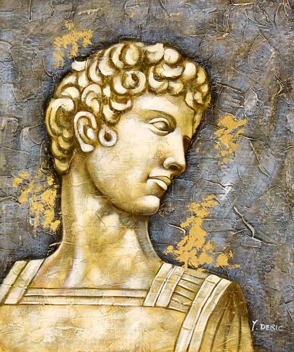 Roman Scuplture Ceasar