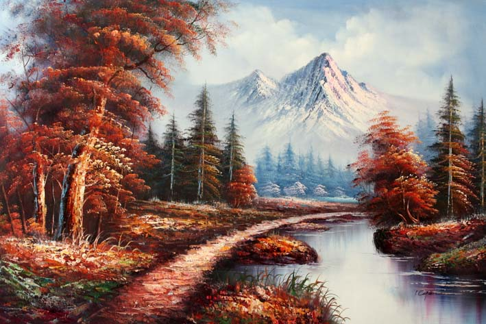 مجموعات لوحات Landscape 12303777256279