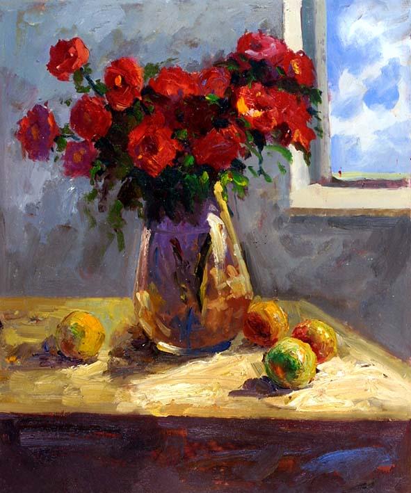 A Breakfast Bouquet