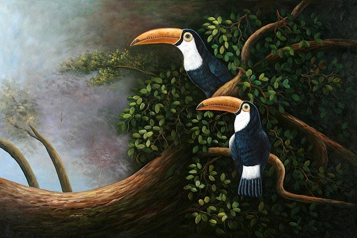 Toucan Twosome
