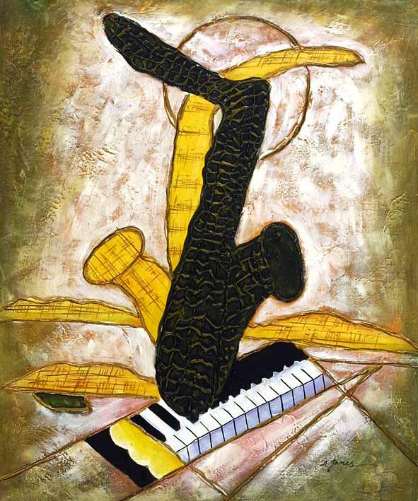 Black Sax