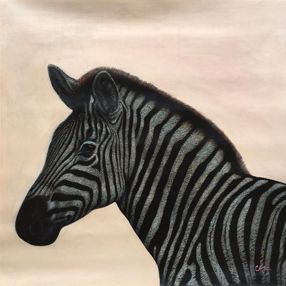 Animal Horse Wall Art for Bedroom Home Decoration