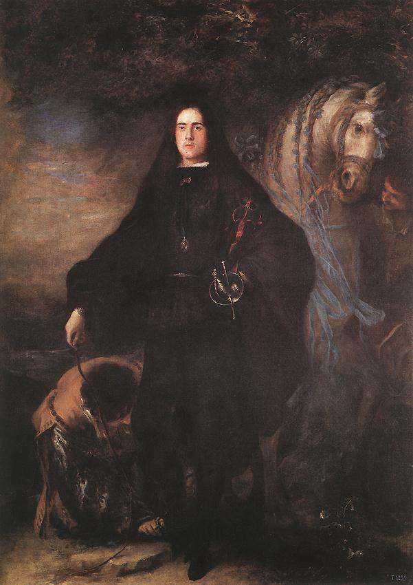 CARRENO DE MIRANDA Juan Duke of Pastrana