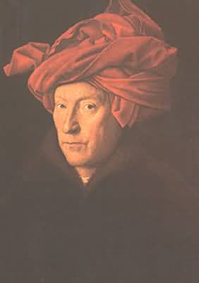 Jan van Eyck A Man in a Turban