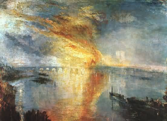 Joseph Mallord William Turner Fishermen at Sea