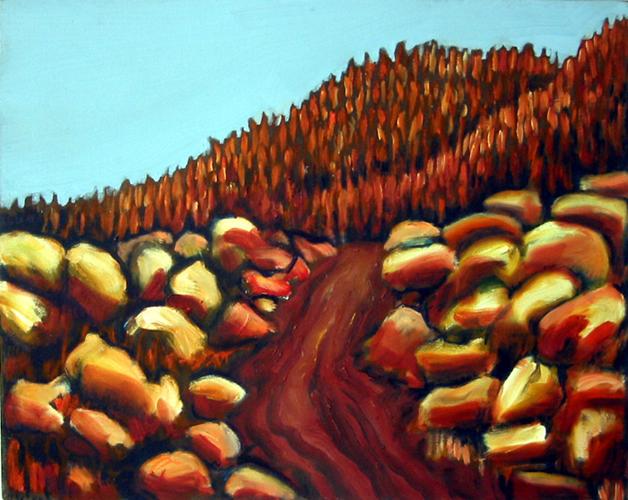 Mary Woronov landscape13