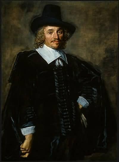 Frans Hals Portrait of an Elderly Man