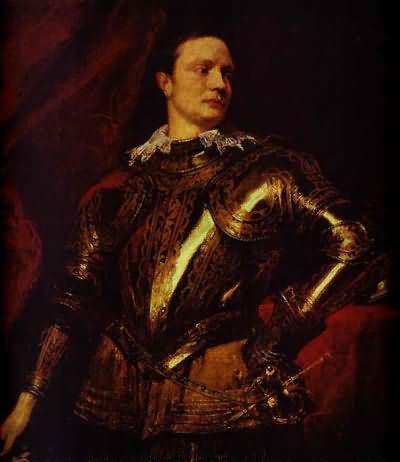 Sir Anthony van Dyck The Painter Marten Ryckaert