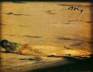 Asparagus - Edouard Manet