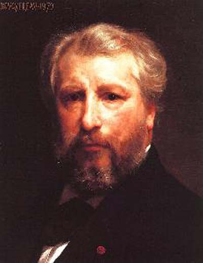 Adolphe-William Bouguereau Self Portrait