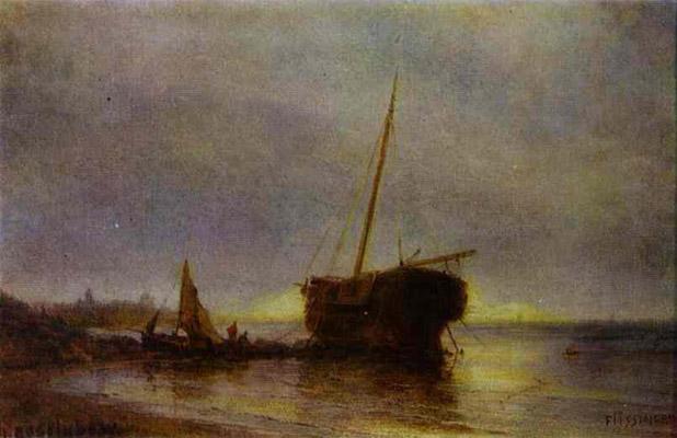 Alexey Bogoliubov Barge