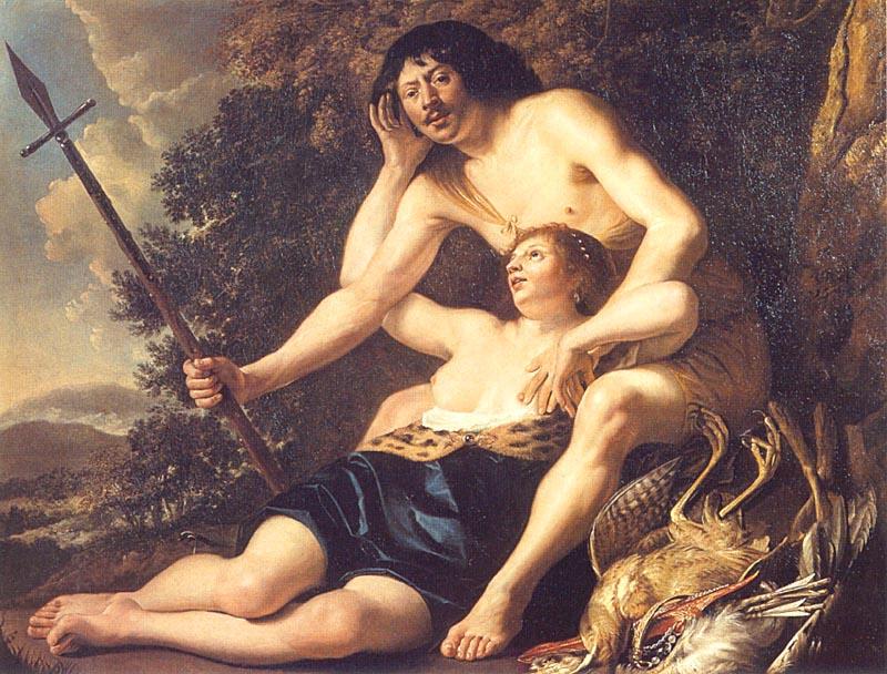 Couwenbergh Christiaen van Venus and Adonis