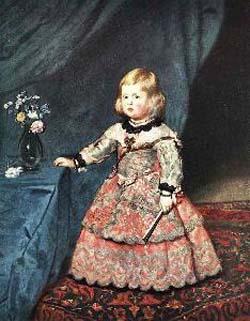 Diego Velazquez Infanta Marguerite Therese