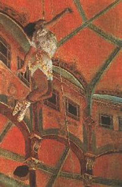 Edgar Degas Miss Lola_ Au Cirque Fernando