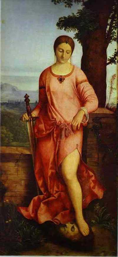Giorgione Judith