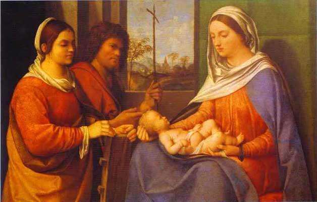 Giorgione Sacra Conversazione