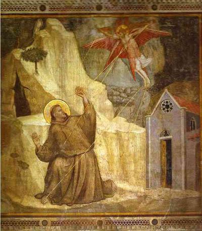 Giotto Stigmatization