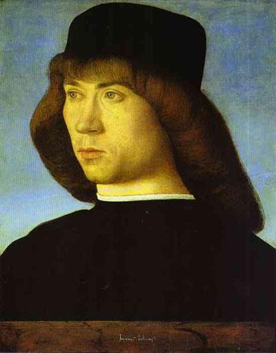 Giovanni Bellini Portrait of a Young Man