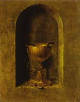 Hans Memling Chalice of St John the Evangelist