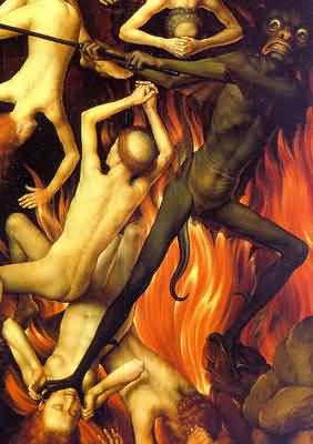 Hans Memling The Last Judgement Triptych