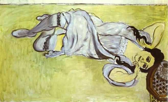 Henri Matisse Laurette with a Coffee Cup