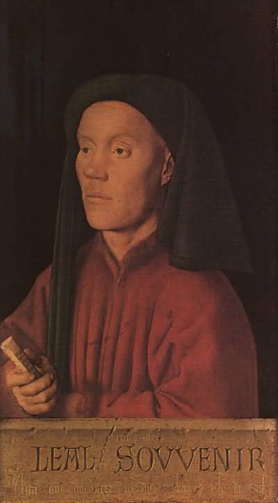 Jan van Eyck Tymotheos