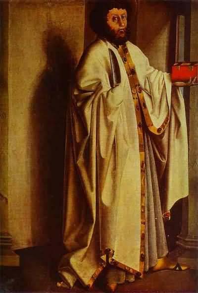 Konrad Witz St Bartholomew