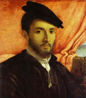 Lorenzo Lotto A Young Man