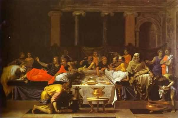 Nicolas Poussin The Penitence