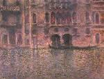 Palazzo Da Mula, Venice - Claude Monet