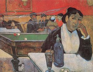 Paul Gauguin Cafe Arles