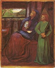 Siddal Elizabeth Eleanor The Holy Family