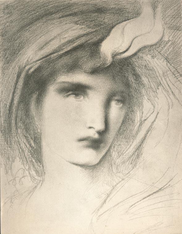 Simeon Solomon Mary Magdalene