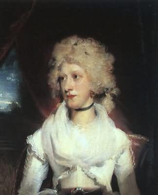 Sir Thomas Lawrence Miss Martha Carr