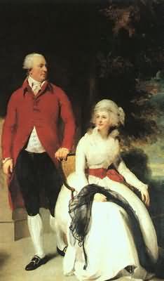 Sir Thomas Lawrence Mr & Mrs Julius Angerstein