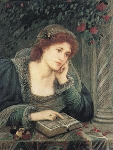 Stillman Marie-Spartali Beatrice