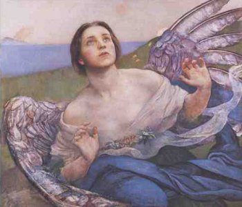 Swynnerton Annie The Angel of the Annunciation