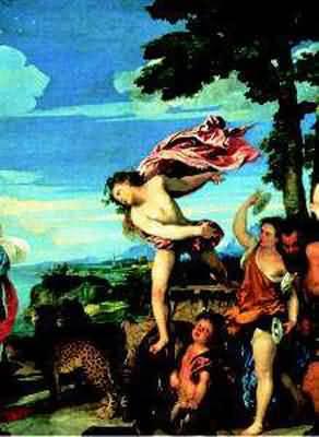 Titian Tiziano Vecellio La Gloria